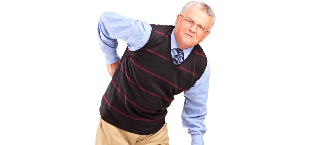 Ochorenia chrbtice - Kúpele Dudince