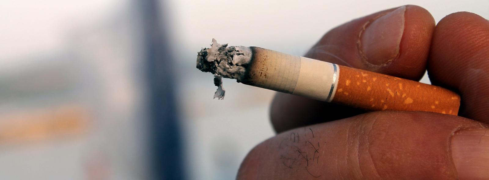 Fajčenie ako kontraindikácia liečby