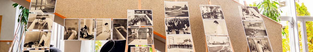 Výstava dobových fotografií - Kúpele Dudince