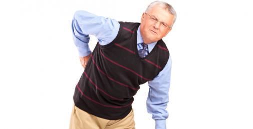 Bolesti chrbtice - Kúpele Dudince