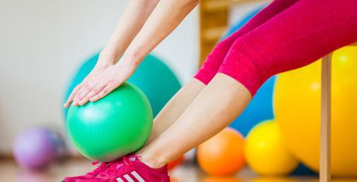 Cviky na posilňovanie svalstva - Kúpele Dudince
