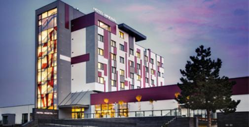 Spa hotel Minerál - Spa Dudince
