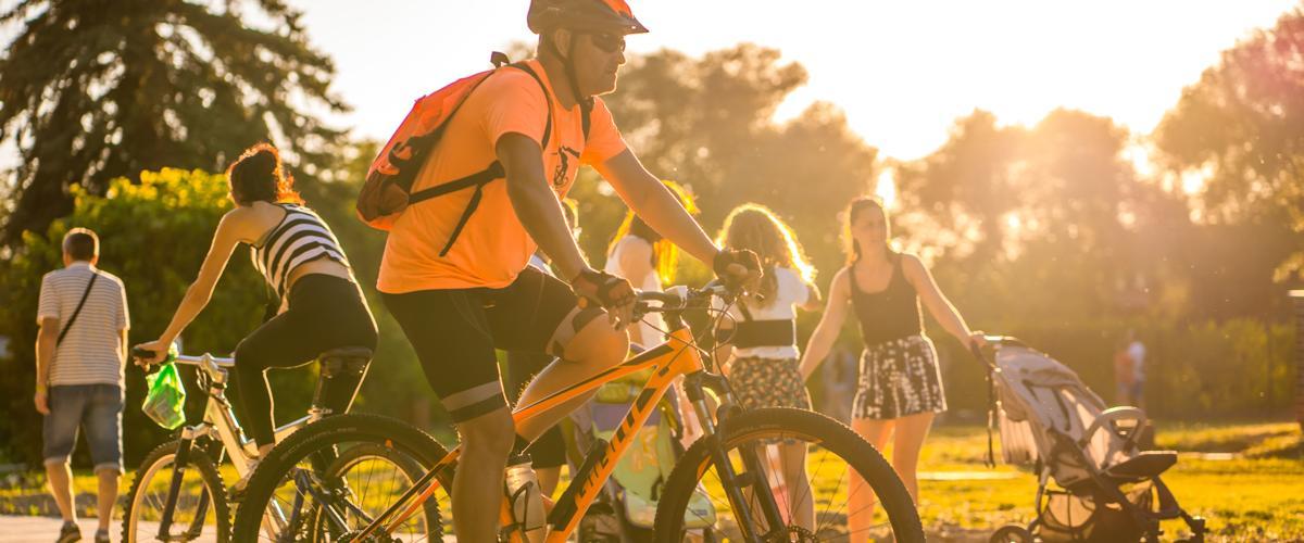 Požičovňa bicyklov Dudince