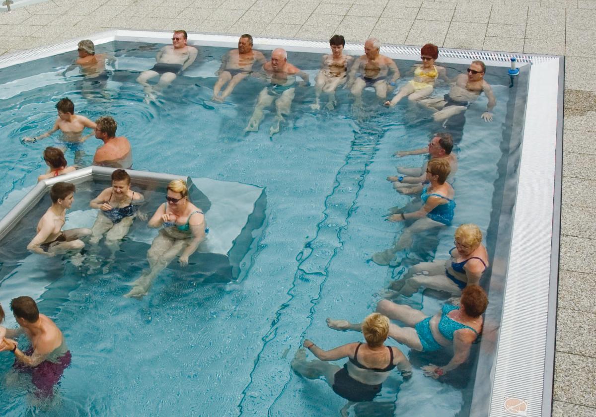 Koupaliště Dudinka - minerálny bazén