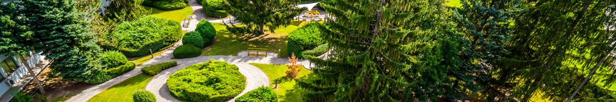 Fitpark Smaragd - Kúpele Dudince