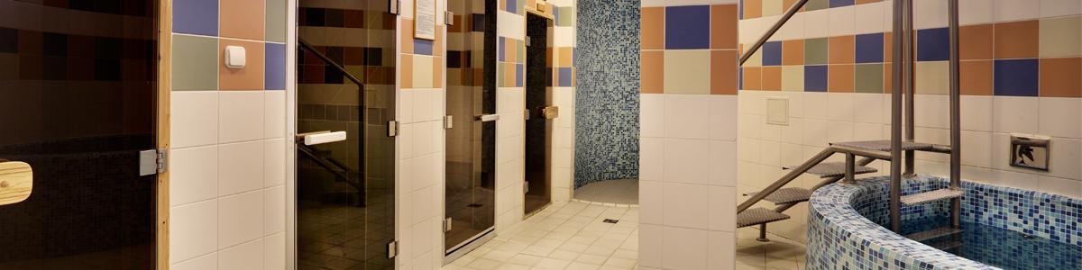Saunovanie - Kúpele Dudince