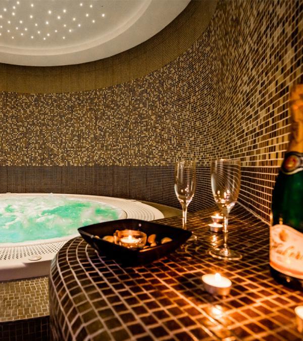 Wellness - kúpeľný hotel Minerál