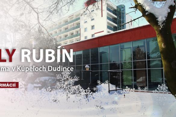 Biely Rubín - Kúpele Dudince