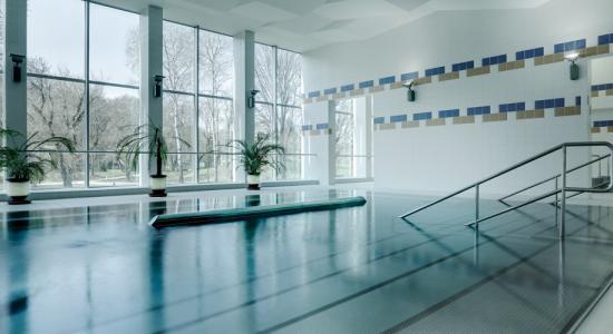 Minerálny bazén - Kúpele Dudince
