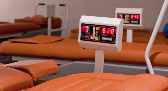 Slender štúdio – stroje, ktoré pomáhajú cvičiť - Kúpele Dudince