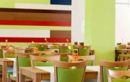 Jedáleň Smaragd - Kúpele Dudince