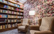 Knižnica Smaragd - Kúpele Dudince