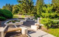 Fitpark Smaragd - pocitový chodník naboso