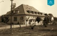 Starý liečebný dom - Kúpele Dudince