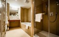 Kúpeľňa - apartmán KH Minerál