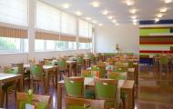 Heilbad Dudince - Kurhaus Smaragd