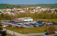 Parkplatz - Heilbad Dudince