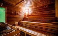 Kúpeľný hotel Minerál - sauna (wellness)