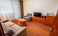 apartmán Rubín obývačka