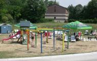Detské ihrisko na Kúpalisku Dudinka