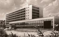 Liečebný dom Rubín - Kúpele Dudince