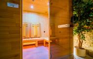 Vitálny svet Wellnea (infrasauna) - Kúpele Dudince
