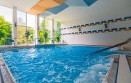 Vitálny svet Wellnea (vírivý relaxačný bazén) - Kúpele Dudince