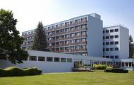 Heilbad Dudince Slowakei - Kurhaus Smaragd