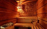 Suchá sauna - Kúpele Dudince