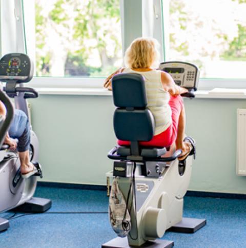 Fitness-Zentrum
