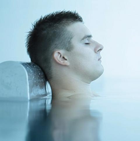 Gyógyvizes medence